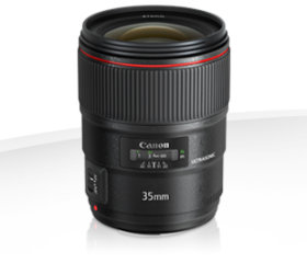 EF 35mm f-1.4L II USM