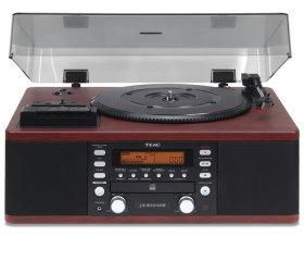 TEAC LP-R550 (WOODGRAIN)