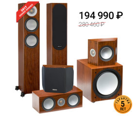monitor audio silver 200av-1