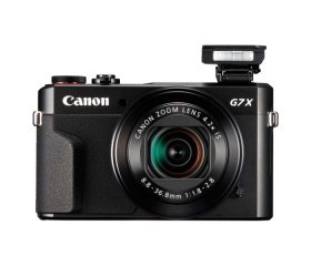 G7X Mark II Black