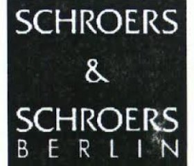 SCHROERS&SHROERS