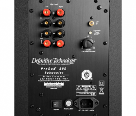 Definitive Technology ProSub 800-1