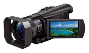 Лучшая видеокамера 2019 SONY HDR-CX900E