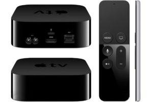 Лучший медиаплеер 2019 - Apple TV Gen 4 32GB