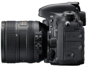 Лучший фотоаппарат 2019 Nikon D610 Kit