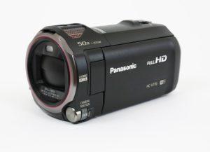 Лучшая видеокамера 2019 года Panasonic HC-V770